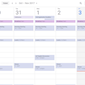 How To Use Google Calendar To Become More Organized 4