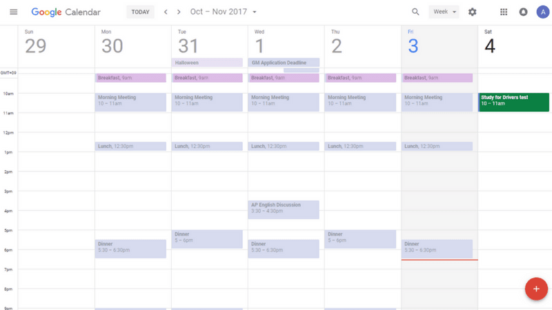 How To Use Google Calendar To Become More Organized