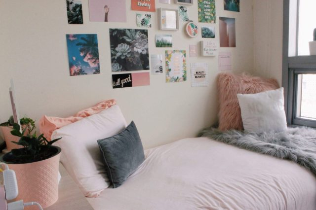 view-of-college-dorm-bed