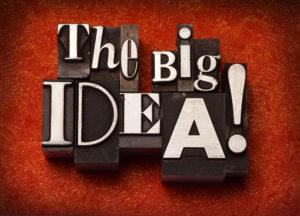 Big ideas in publishing!