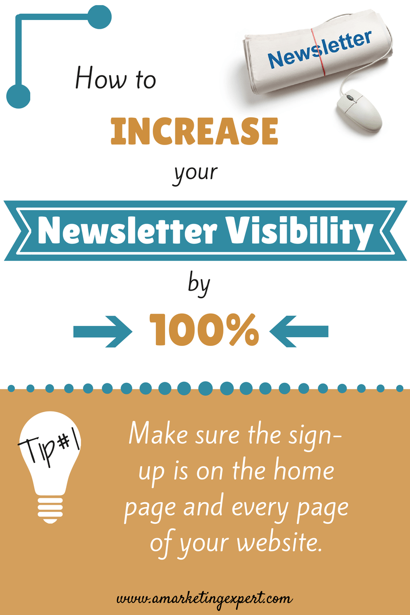 Why A Newsletter Is A Marketing Must  Author Marketing Experts Inc