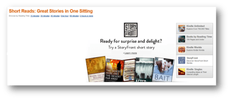 The New Kindle Singles and How it Can Benefit Your Book | Author