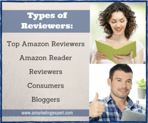 Get Reviews on Amazon Types of Reviewers AME Blog Post