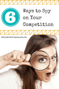 6 Ways to Spy on Your Competition AME Blog Post