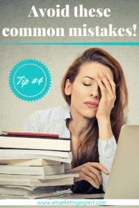 Avoid these common mistakes 4