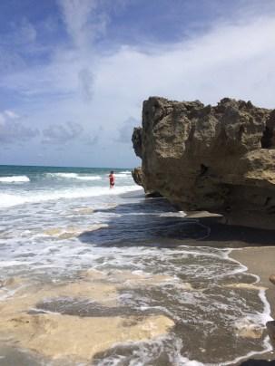 blowing rock natural preserve beach jupiter
