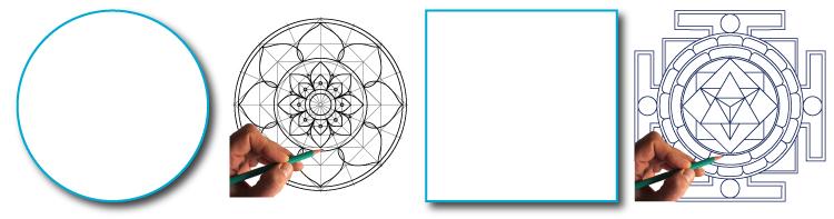 Mandala ou Yantra ?