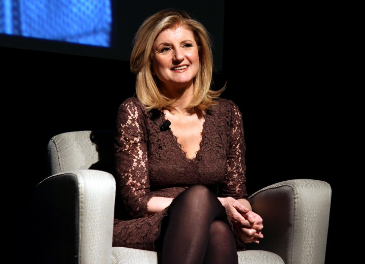 Arianna Huffington started the Huffpost at 55 years of age. You can, too, find happiness after 40.