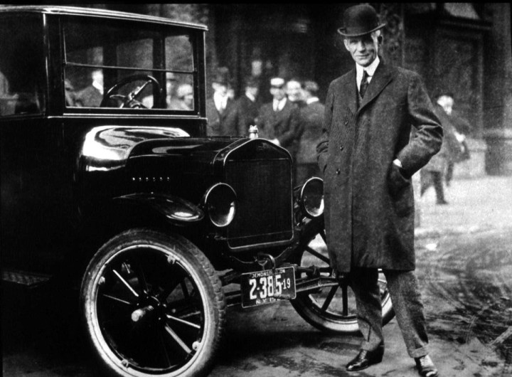 Henry Ford started the Ford Motor company post 40 years of age. go and find happiness after 40.