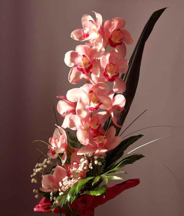 Send someone flowers to make them happy