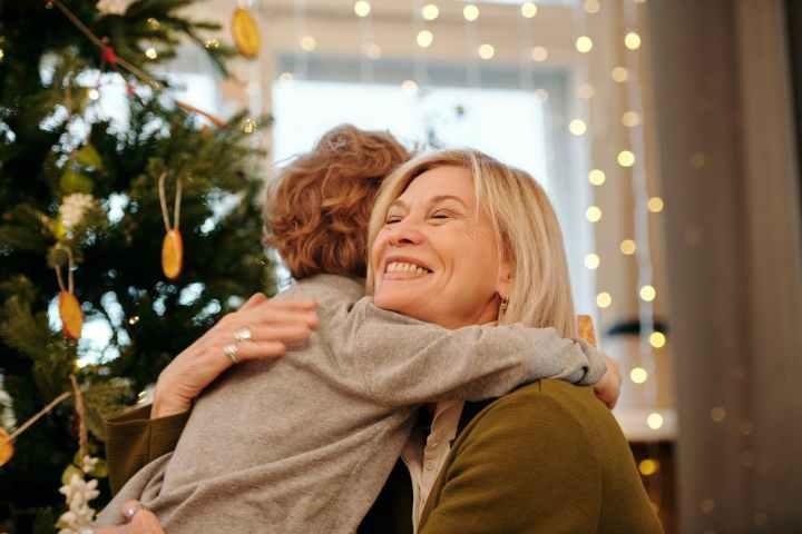 Hugs heal. Hugs are reasons to live.