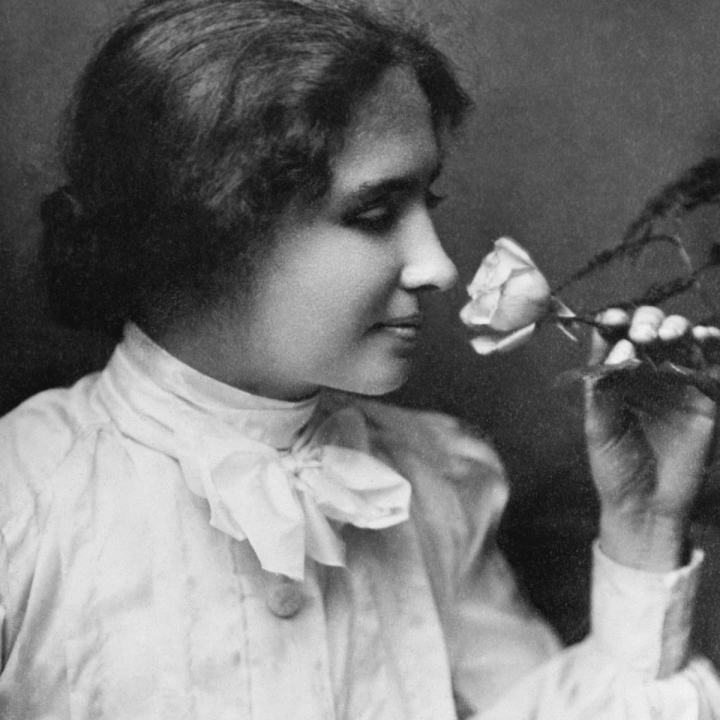 Helen Keller was one of the greatest lives ever lived.