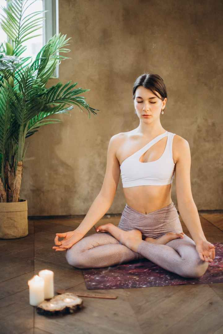 Practice mindfulness to live in the moment