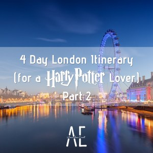4-Day-London-Itinerary-for-a-Harry-Potter-Lover-Part-2
