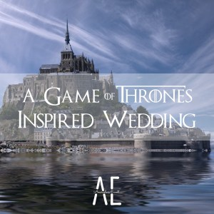 A Game of Thrones Inspired Wedding