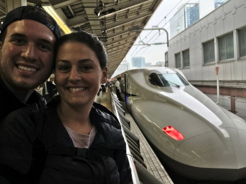 How To Get There Honeymoon Bullet Train Japan