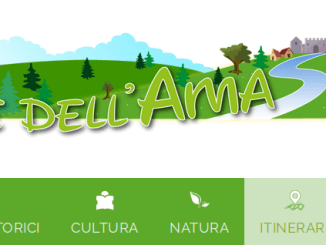 Valle dell'Amaseno home page