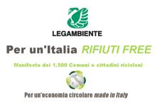 manifesto rifiuti free Legambiente