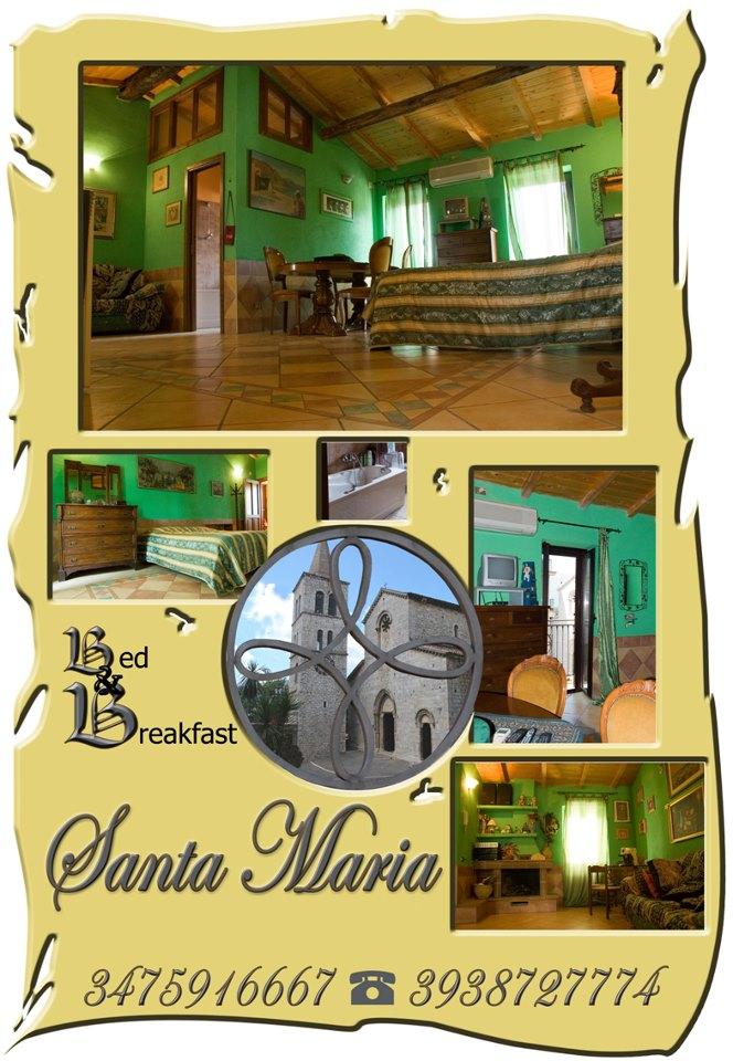Bed&Breakfest Santa Maria