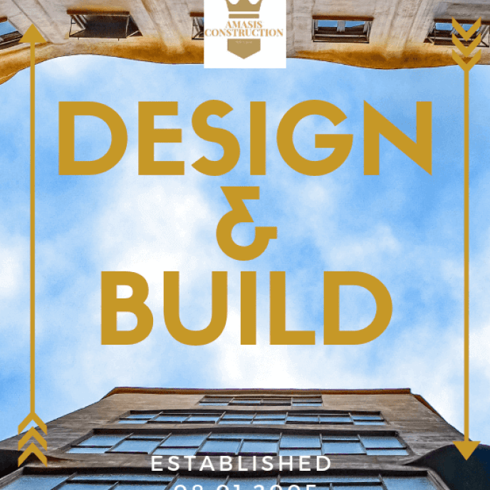 Copy of DESIGN & BUILD