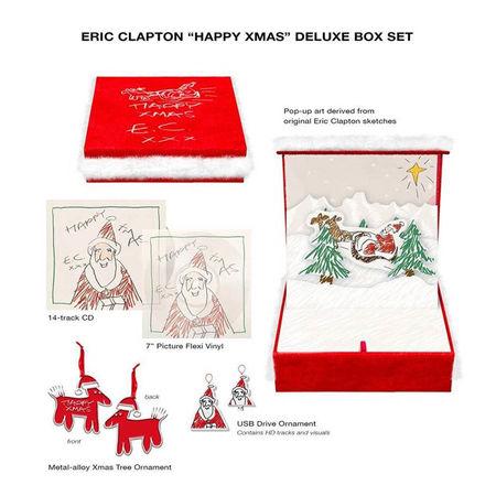 Eric Clapton / Happy Xmas Boxset