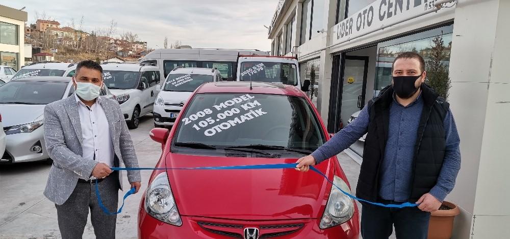 Korona salgınında 'halatlı' ve 'bijon'lu araba pazarlığı