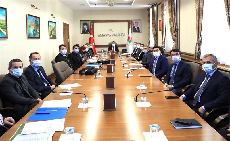 """Vali Masatlı: """"Genişleyen Besi OSB ile Amasya'yı kırmızı et üretim merkezine dönüştüreceğiz"""""""