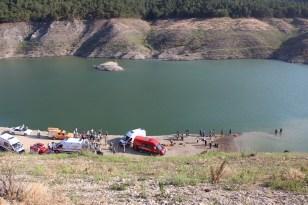 Amasya'da baraj gölünde facia: 2 boğulma, 3 kayıp