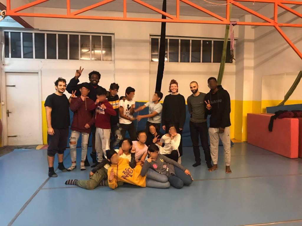 Social Circus (Greece)