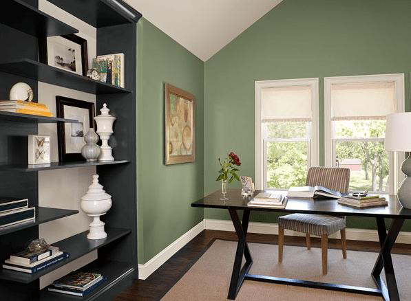 Feng Shui Colori Ufficio : Scegliere i colori dello studio con il feng shui