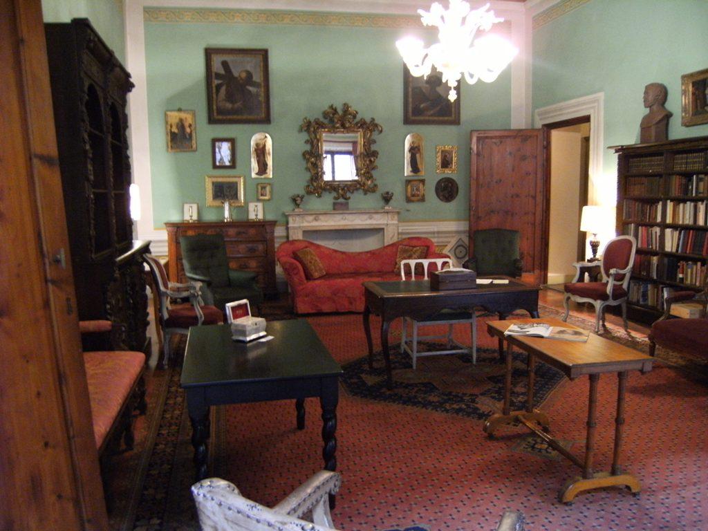 Case e letteratura: Casa Guidi a Firenze