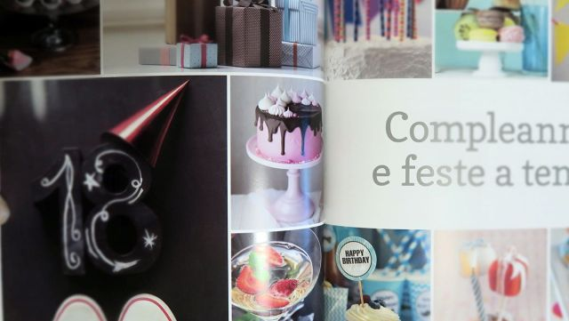 libri decorazione feste - party planner