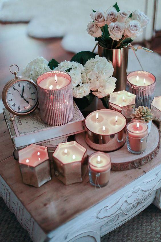 accessori styling d'interni - candele