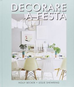 libri decorazione feste - decorare a festa