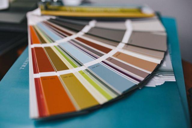 Definisci la palette colori
