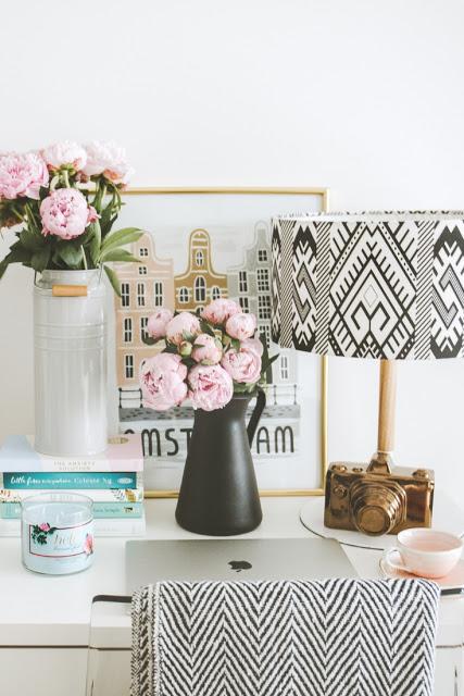 Dettagli di stile per il tuo spazio di lavoro