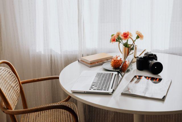 Dettagli di stile per il tuo home office