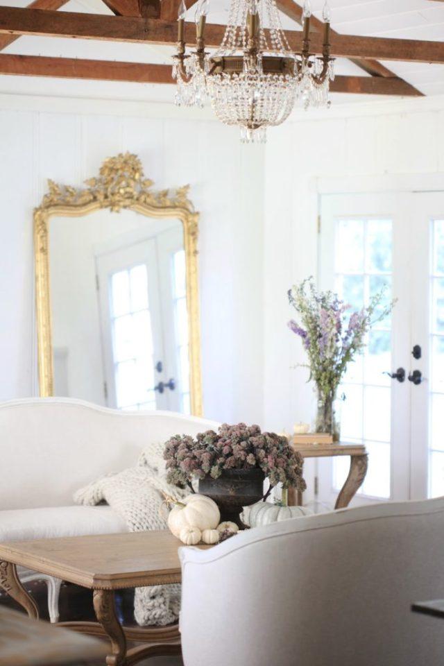 Composizioni floreali per la casa autunnale