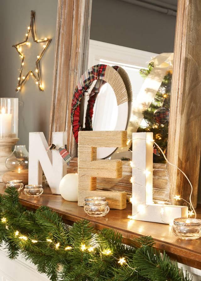 Composizione di lettere di Natale