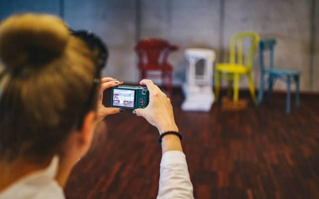 Fotografia e progetto di Home Styling