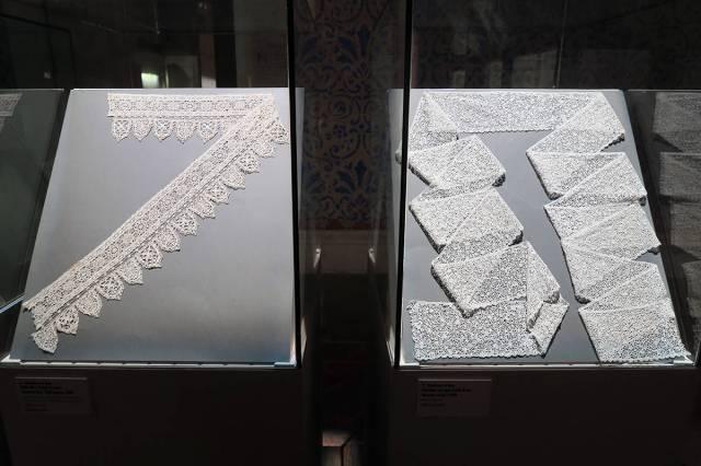 Merletti antichi in mostra a Guastalla