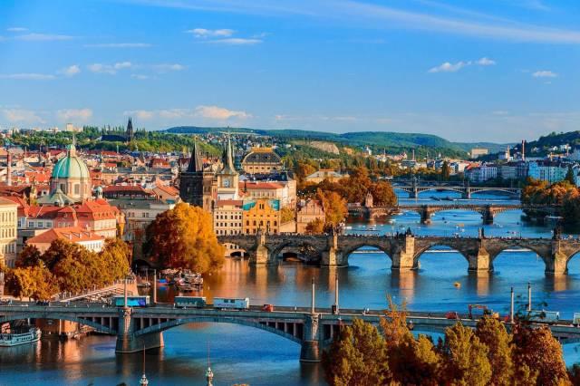 Viaggio di nozze a Praga
