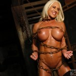MIS FETICHES: ASHLEE CHAMBERS BOUND
