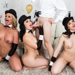 MIS FETICHES: BRAZZERS NEW YEARS PARTY II