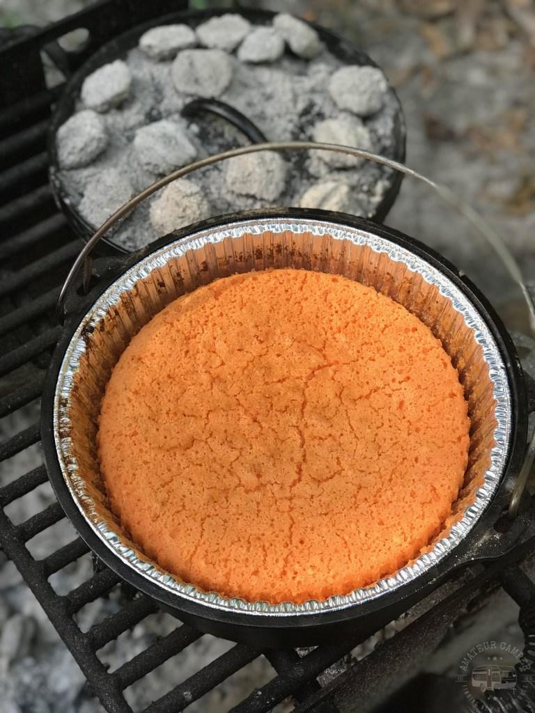 Dutch Oven Dump Cake Recipes