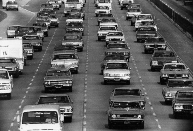 Vintage Congestion
