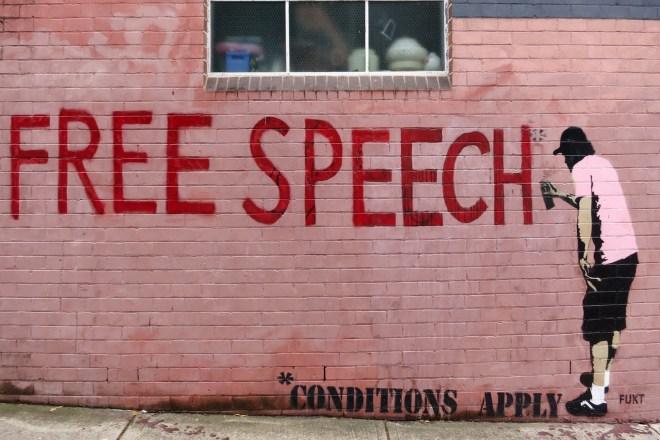 Free Speech*