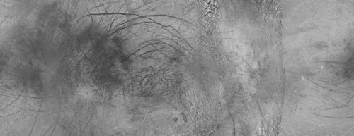 USGS Mosaic of Europa's mid to low latitude regions