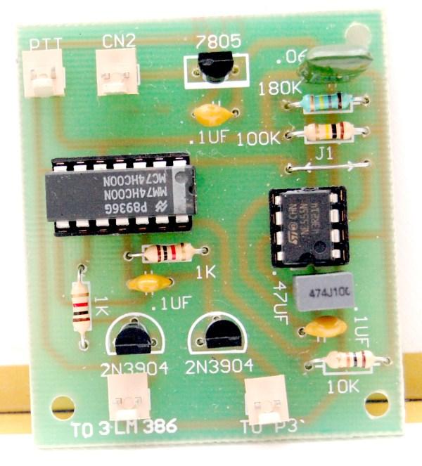 audio mute kit
