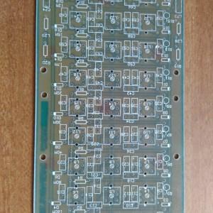 Multiband Band Pass Filter PCB